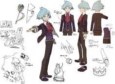 Tsuwabuki's concept art (^w^)/: