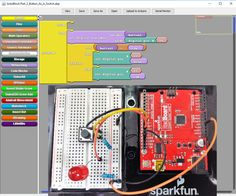Learns or Teaches Arduino Without Any Line of Code # 2
