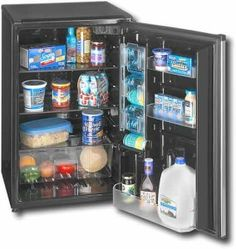 mini fridge stocking ideas....