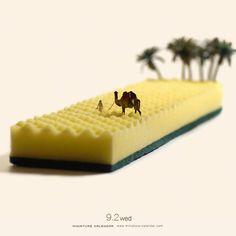 Fotografias em Miniatura – Conheça o trabalho de Tatsuya Tanaka (Fotografia Profissional) Escolha uma pasta Pesquisar  Pesquisar