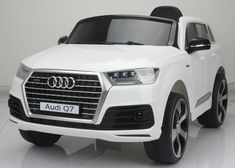 Audi TDI Quattro Electric Car (more colours) Used Audi, Audi Q7, Unique Presents, Electric Car, Toys For Boys, Kids Playing, Cool Kids, Kids Outfits, Luxury Sedans