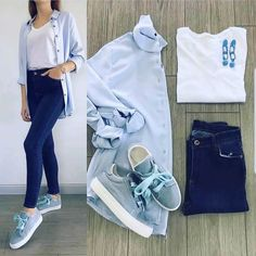 Outfits, cute teen outfits, cute outfits for school, cute winter outfits, g Look Fashion, Hijab Fashion, Korean Fashion, Fashion Outfits, Womens Fashion, Mode Outfits, Outfits For Teens, Trendy Outfits, Cute Winter Outfits