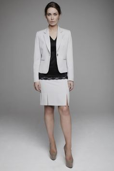 Aalaina Suit Skirt Blazer, Suits, Jackets, Shopping, Style, Fashion, Down Jackets, Swag, Moda