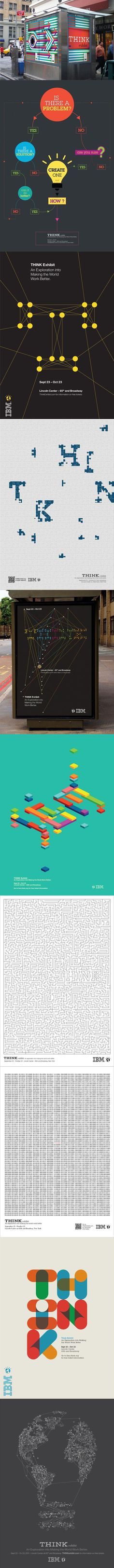 IBM posters | THINK