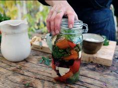 Så syrar du grönsaker | Recept från Köket.se