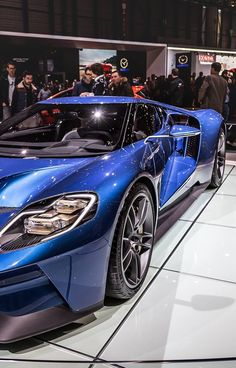 Ford GT                                                                                                                                                                                 More