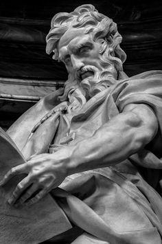Matthäus (Detail) Foto % Immagini| europe, italy, vatican city, s marino, italy Foto su fotocommunity
