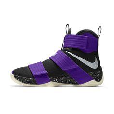 Nike Zoom LeBron Soldier 10 iD Mens Basketball Shoe 36ff933db9a