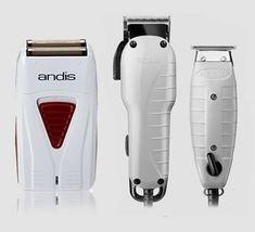 Maquina de corte de pelo y barba