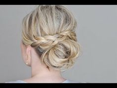 I love doing my sister's hair. I learned a lot from www.thesmallthingsblog.com