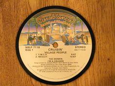 Village People YMCA Coaster by rockcycleonline on Etsy, $4.99