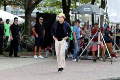 JOHN TRAVOLTA (FOTO: HENRIQUE OLIVEIRA / FOTO RIO NEWS)