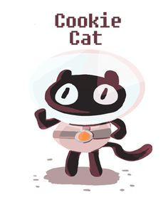 durhamcalorific:  COOKIE CAT! Watched the first episode of Steven Universe and was blown away! Can't wait for more!
