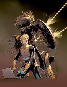 Cypher & Warlock: