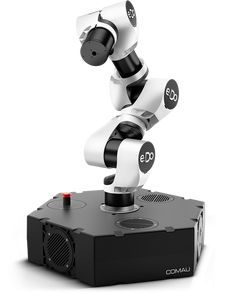 DO, your personal robot designed by Comau, a leading global company in the industrial automation field with more than 40 years of expertise. Mechanical Arm, Mechanical Engineering, Robot Arm, Robot Design, Medical Care, Robotics, Diy Tools, Industrial Design, Arms