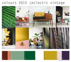 stylink.nl : eclectic vintage; trends for 2015