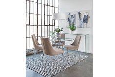 Kirin Round Dining Table - 360