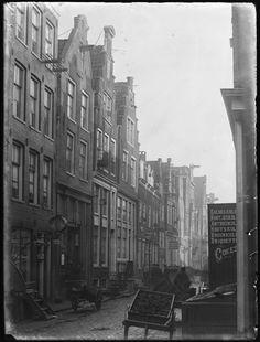 Kleine Kattenburgerstraat, Amsterdam 1894. Foto: Jacob Olie
