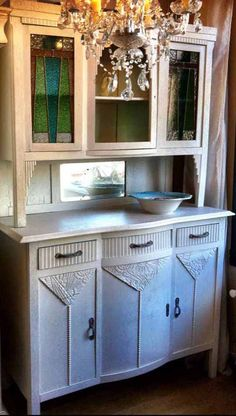 Old furniture restyled by www. Old Furniture, Buffet, Cabinet, Storage, Home Decor, Clothes Stand, Purse Storage, Buffets, Closet