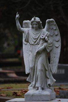 cemetery art...