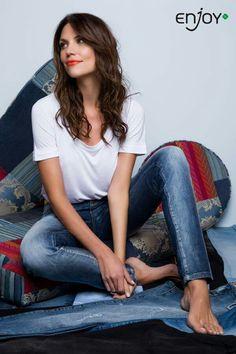 Editoral - Jeans