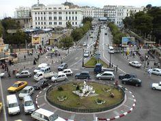 Ville de Constantine Algérie | Centre Ville de Constantine