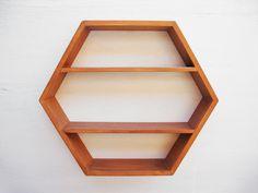 Hexagon Shelving