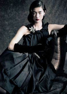 Marilyn New York Blog: Liu Wen: New Era, Part Two