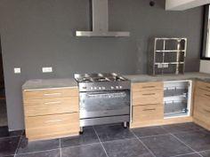 1000 images about cuisine on pinterest plan de travail kitchens and compo - Cuisine carreaux de platre ...