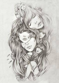 Illustration by: Martine Johanna