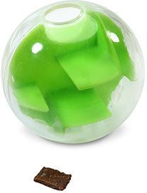 #ThinkGeek                #ThinkGeek                #Mazee #Ball #Puzzle #Dogs                          Mazee - 3D Ball Puzzle for Dogs                                               http://www.seapai.com/product.aspx?PID=1807130