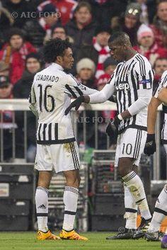 Juventus 2016 Uefa Champions League 2015 2016 Round of 16, Second leg