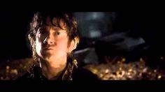 The Hobbit The Desolation Of Smaug: Bilbo Escapes Smaug HD Clip