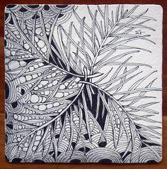 Zentangle by Maria Thomas