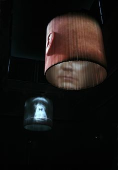 Villu Jaanisoo. Amazing light art installation.