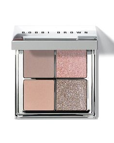 The colors are so pretty!  Limited Edition Eye Shadow Quad Palette - Nude by Bobbi Brown at Neiman Marcus.