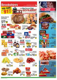 Brookshire's Weekly Ad May 25 - 31, 2016 - http://www.olcatalog.com/grocery/brookshires-weekly-ad.html