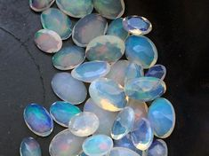 WHOLESALE 10 Pcs Ethiopian Welo Opal Cabochons by gemsforjewels