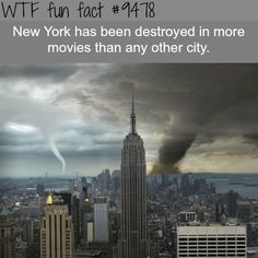 New York City - WTF fun fact (WTF Facts : funny & weird facts) - Denise Shoopman - Funny Weird Facts, Wtf Fun Facts, Random Facts, Random Things, Random Stuff, Hilarious Stuff, Fun Funny, Funny Things, Wow Facts