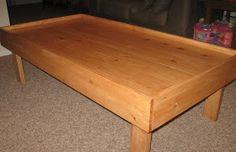 The Bowman Chronicles: handmade: a lego table