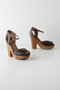 Perfect wedges #Anthropologie