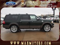 2016 #Ford #Expedition EL Harrisonville, MO 1FMJK1JT4GEF24418 #MaxFord #USA