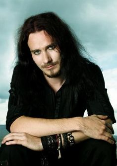 Tuomas Holopainen, the heart and soul of Nightwish...this man is a musical genius!