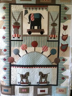 Lollipop Hill by Jessica's Quilting Studio, via Flickr... I love this quilt i have to make it :-)