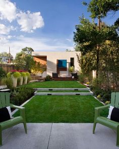 46 Backyard Landscaping Ideas | Landscaping Tips and Inspiration for Your Backyard | HGTV Concrete Patio Designs, Outdoor Patio Designs, Cement Patio, Small Backyard Design, Small Backyard Landscaping, Garden Design, Backyard Ideas, Landscaping Ideas, Pergola Ideas