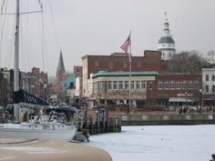 Annapolis harbor. I can't describe what this place means to me.