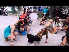 Rosalia Gállego Avila nombre artístico Rosalynd Belly Dance