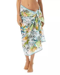 Vince Camuto Pareo Swim Cover-Up - Sand Multi Swim Cover, Cover Up, Vacation Dresses, Summer Dresses, Cruise Wear, Resort Wear, World Of Fashion, Vince Camuto, Luxury Branding