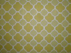 Not Just Fabrics....I love me some yellow!