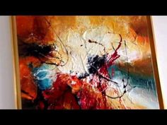 Journey into a brilliant mind, 3d painting, by Dan Bunea, living abstract paintings, www.danbunea.ro - YouTube